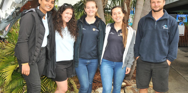 DMM University at Dolphin Marine Conservation Park