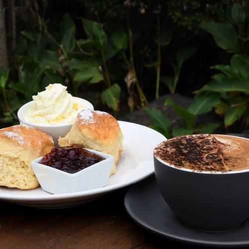 Scones & Coffee Creekside Cafe
